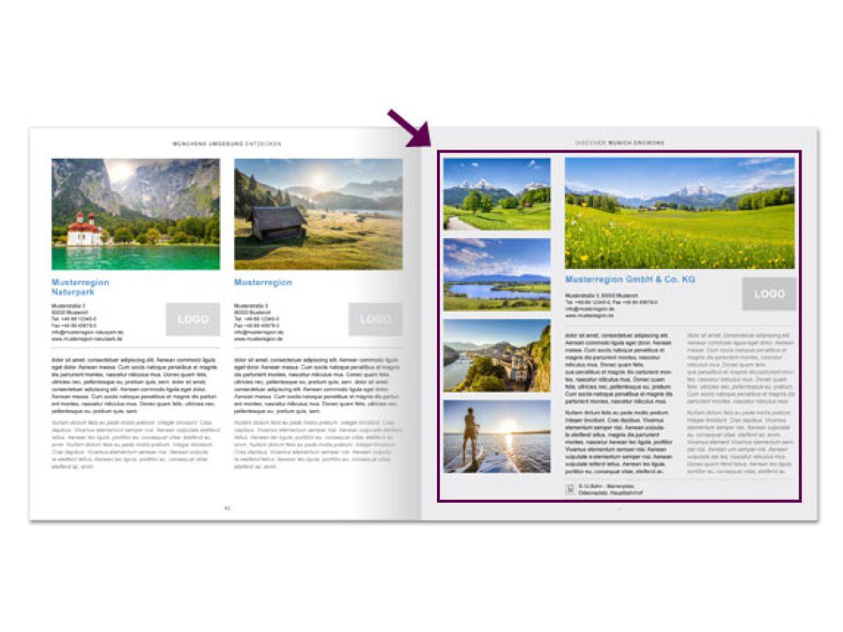 Präsentation 1 mit 5 Bildern