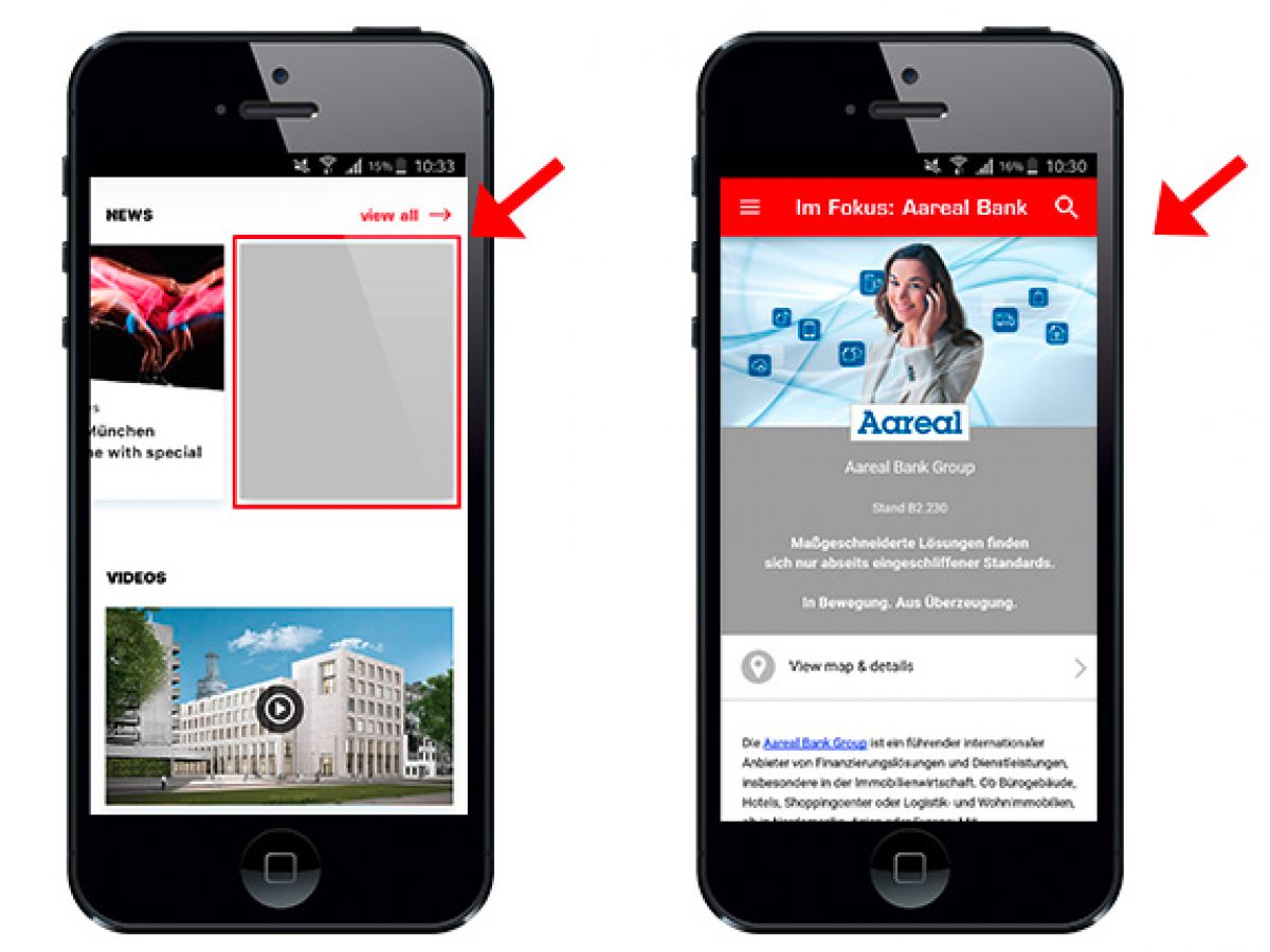 Exklusiv-Page (App)