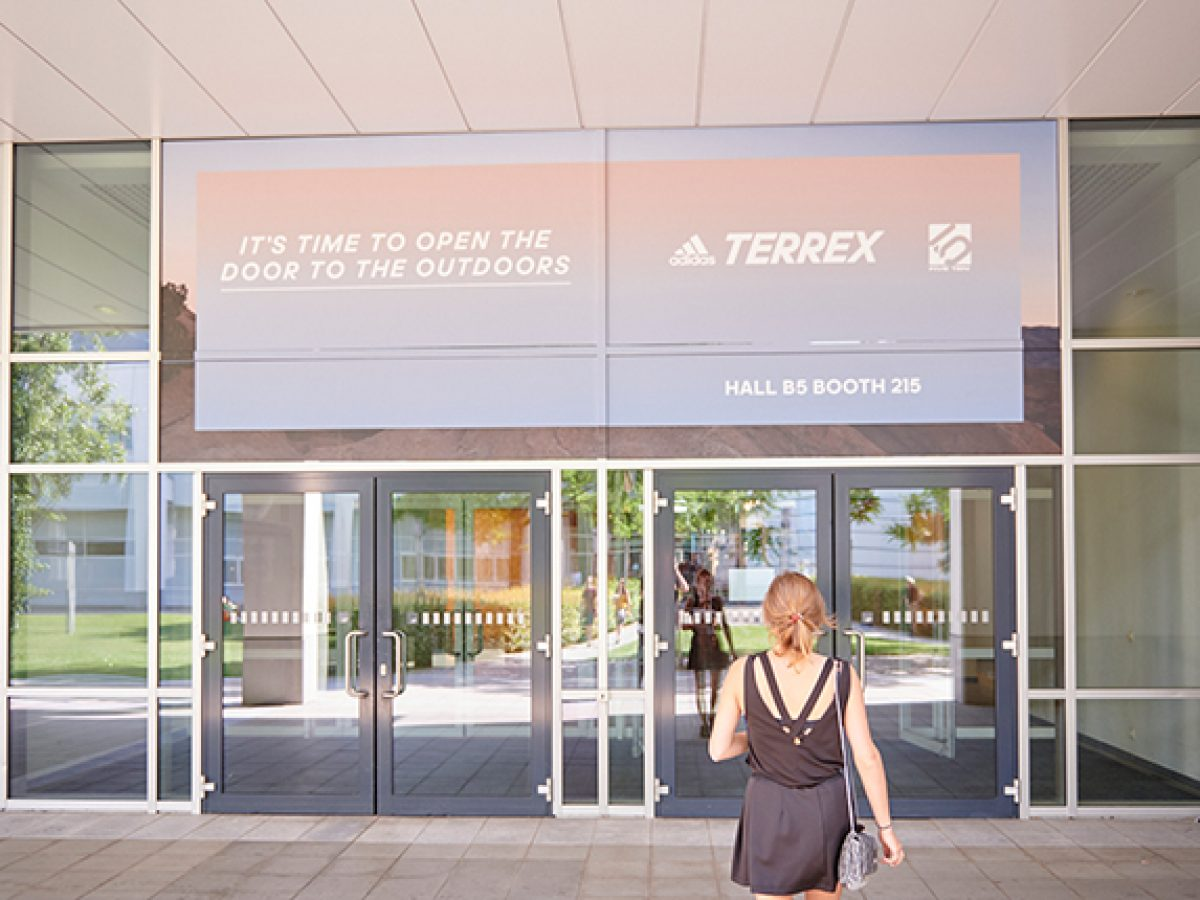 Gate sticker Atrium