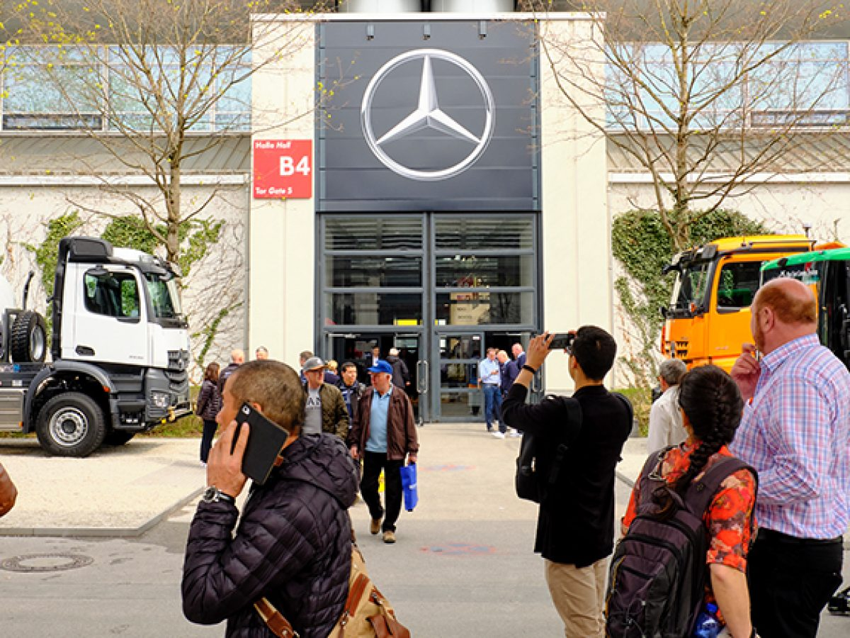 Gate sticker delivery courtyard