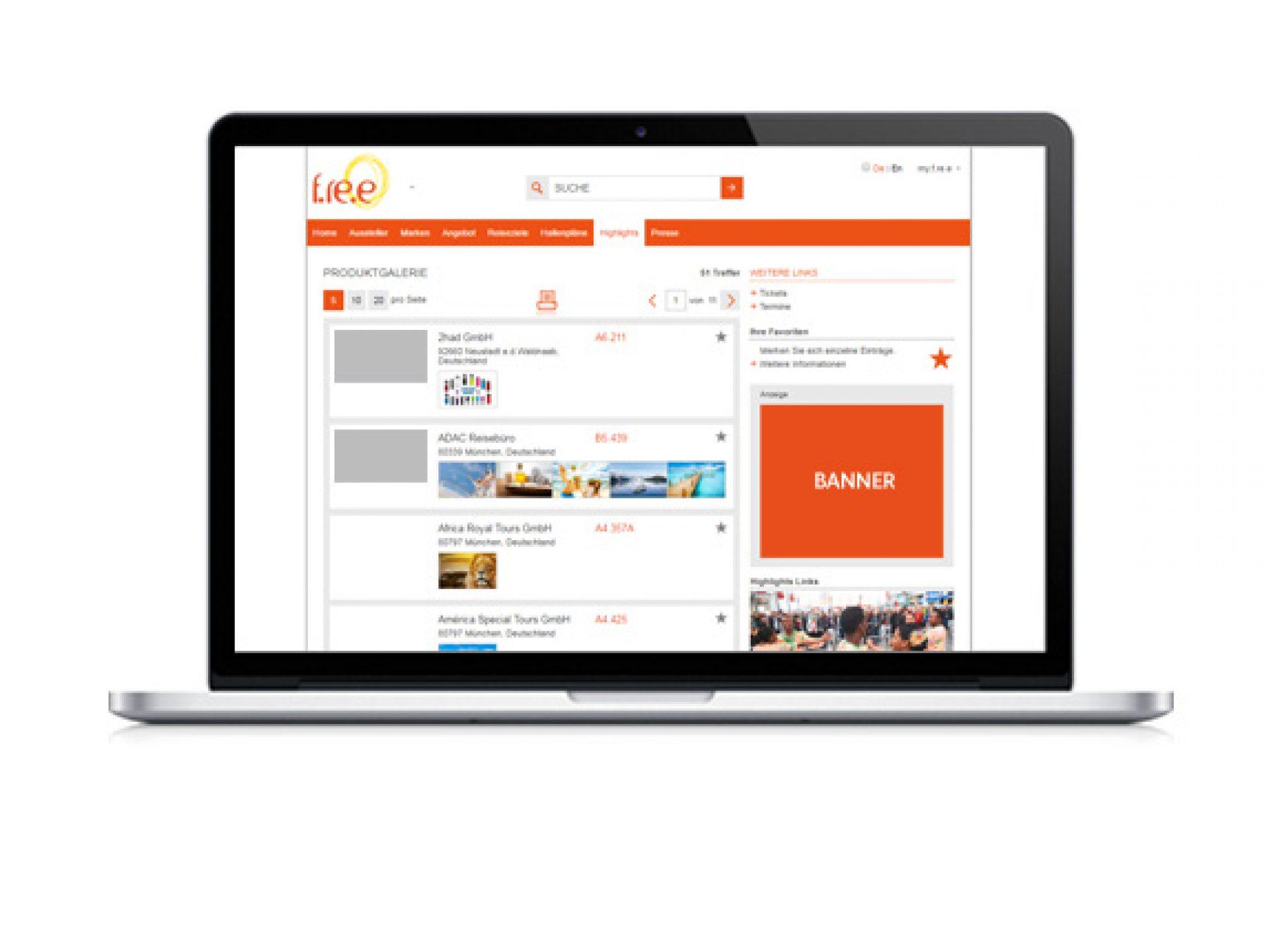 Medium-Rectangle im Online-Katalog