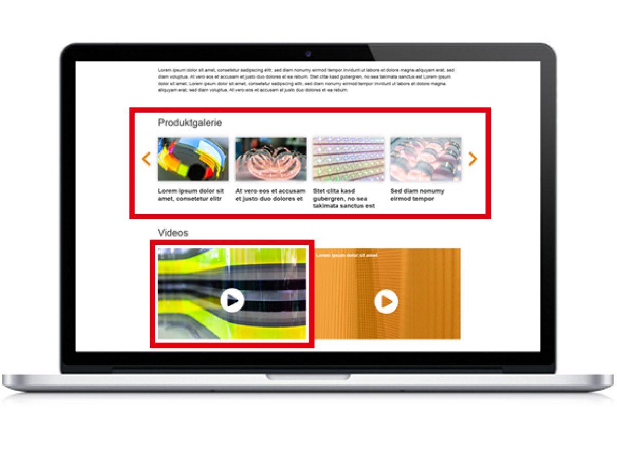 Produktvorstellungen & Video