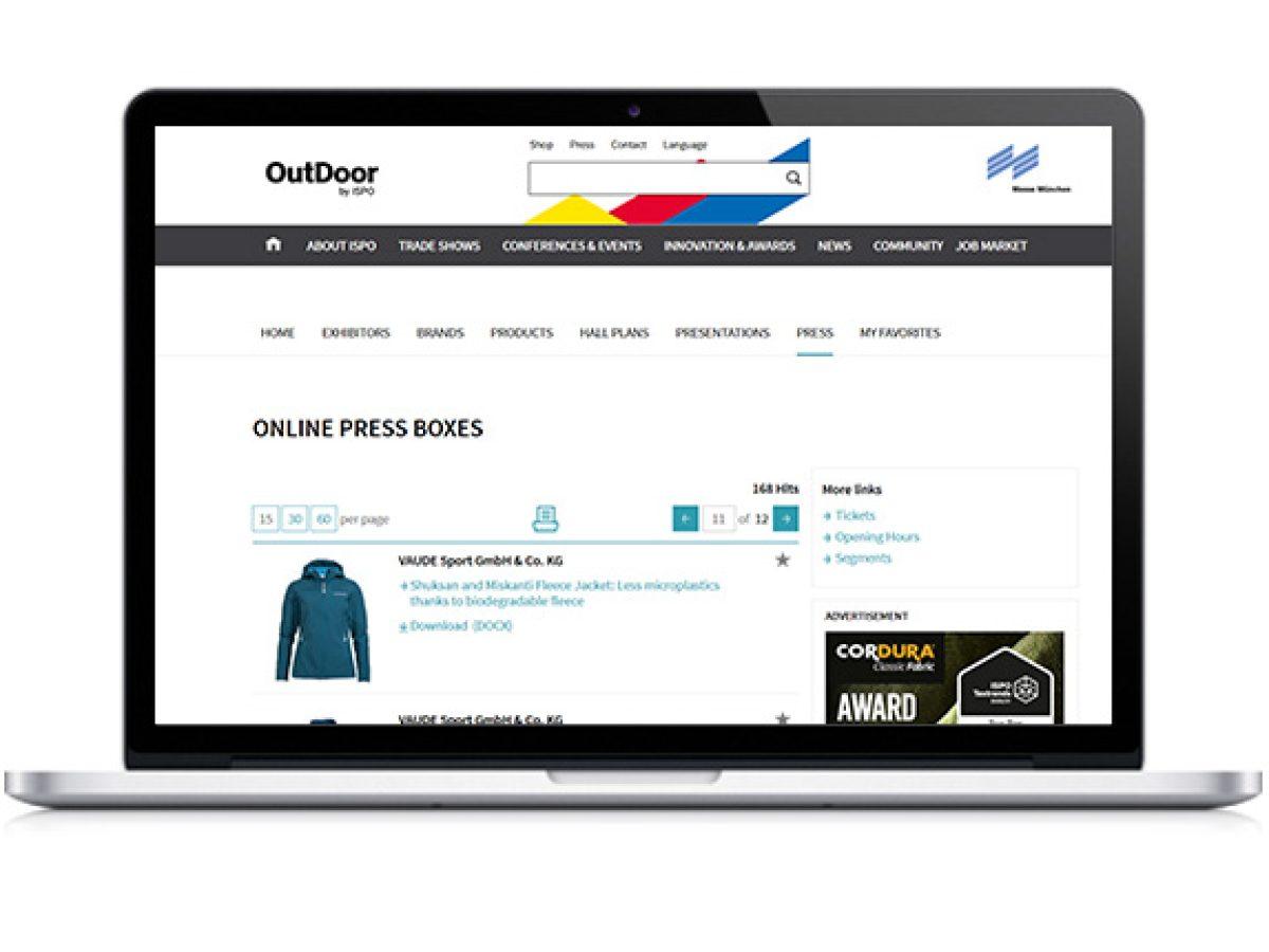 Online-Pressefach