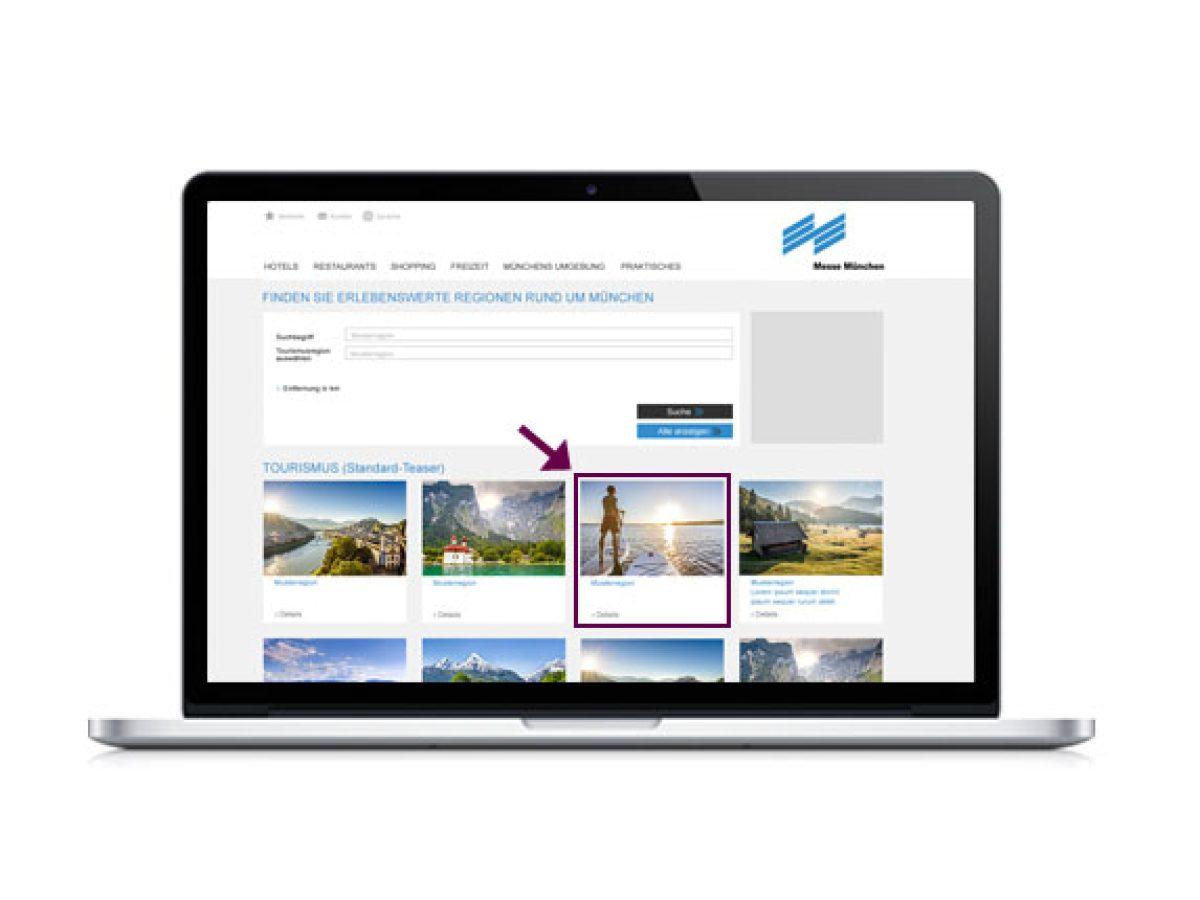 Standard-Teaser im Online City Guide