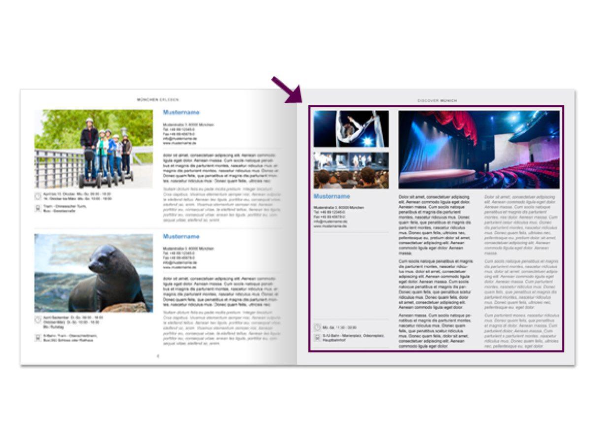 Präsentation 2 mit 3 Bildern
