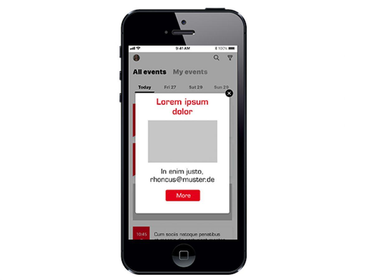 In-App-Notification Premium