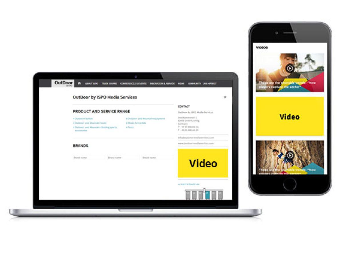 Video-Einbindung (App & online)