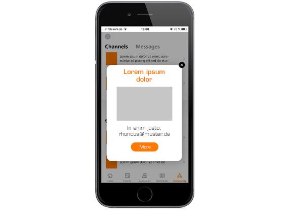 Premium In-App-Notification